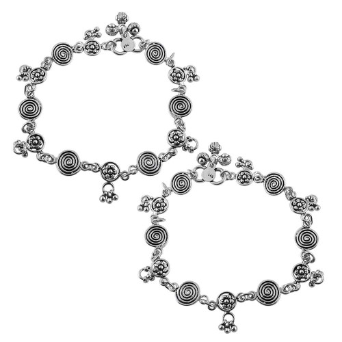 Hot Design 925 Sterling Silver Anklets