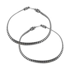 Classy Design 925 Sterling Silver Anklets