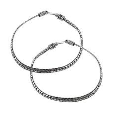 Classy Design 925 Sterling Silver Anklets