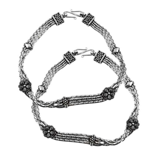 Hot Selling 925 Sterling Silver Anklets