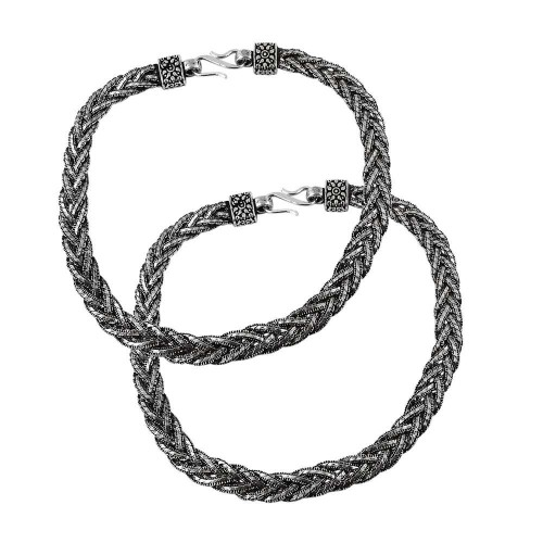 Awesome!! 925 Sterling Silver Anklets