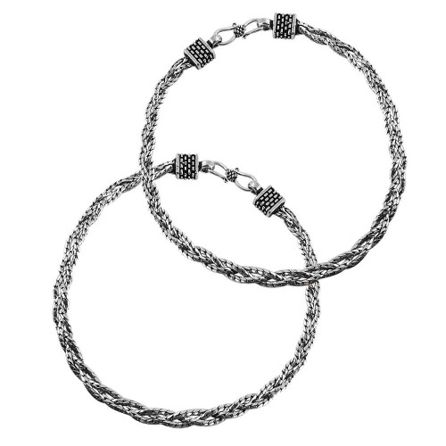 Great Creation !! 925 Sterling Silver Anklets