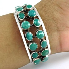 925 sterling silver indian Jewellery Beautiful Turquoise Gemstone Bangle