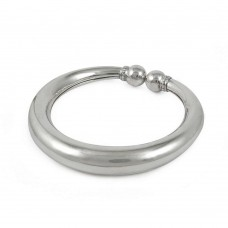 sterling silver Jewellery Fashion 925 Sterling Silver Hollow Bangle