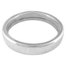 Royal! Handmade 925 Sterling Silver Bangle