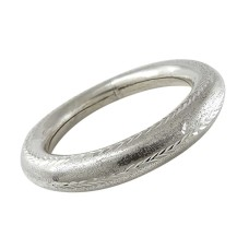Perfect! Handmade 925 Sterling Silver Bangle