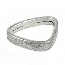 sterling silver fashion Jewellery High Polish 925 Sterling Silver Bangle Jewellery
