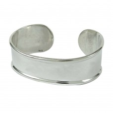 Party Wear 925 Sterling Silver Bangle Sterling Silver Fashion Jewellery