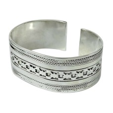 Pretty 925 Sterling Silver Bangle Wholesale 925 Sterling Silver Jewellery