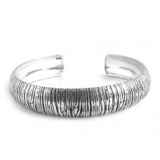 So In Love!! 925 Silver Bangle Wholesale