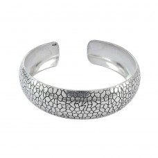 Royal Style Handmade 925 Sterling Silver Bangle