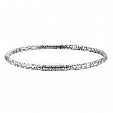 Royal Style 925 Sterling Silver Bangle