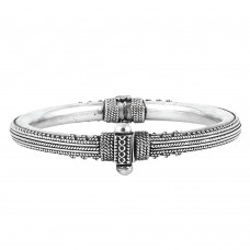 All Of Us !! 925 Sterling Silver Bangle