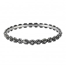 Royal 925 Sterling Silver Bangle