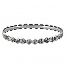 Awesome Design Of !! 925 Sterling Silver Bangle