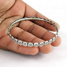 Bloom Fashion 925 Sterling Silver Bangle