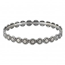 Handmade 925 Sterling Silver Bangle