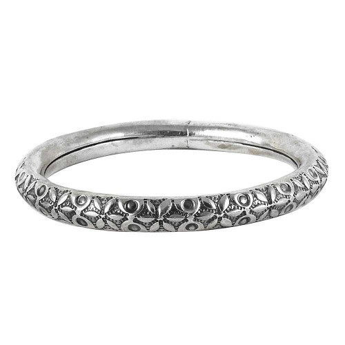 Melodious 925 Sterling Silver Bangle