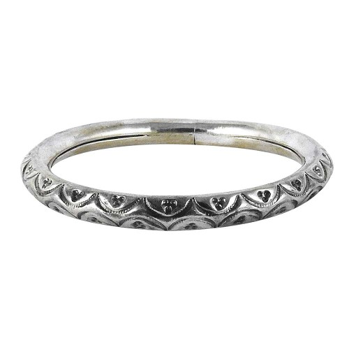 Hot Sale !! 925 Sterling Silver Bangle