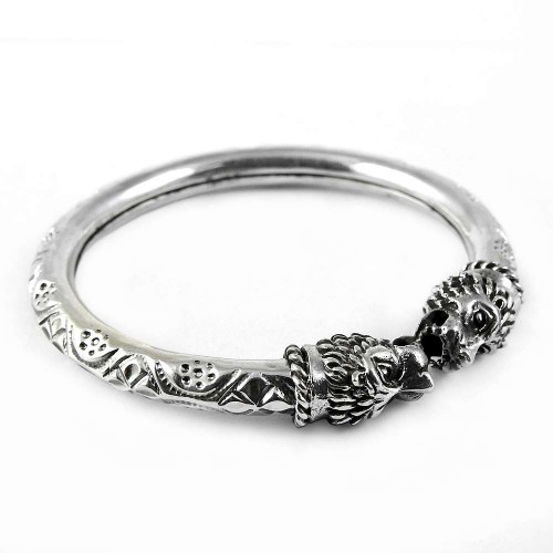 Fantastic Quality Of !! 925 Sterling Silver Bangle
