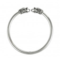 Well-Favoured 925 Sterling Silver Bangle