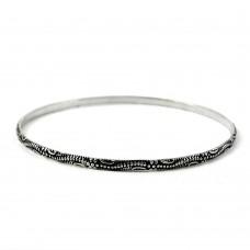 Supplier 925 Sterling Silver Bangle