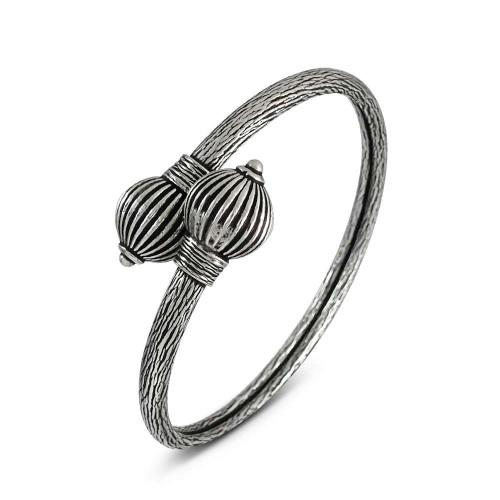 A Secret 925 Sterling Silver Jewellery Bangle