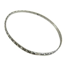 Fine!! Handmade 925 Sterling Silver Bangle