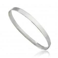 Favorite!! 925 Sterling Silver Bangle