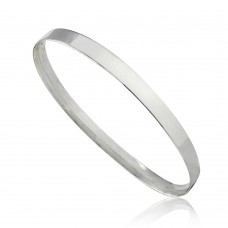 Good Looking!! 925 Sterling Silver Bangle