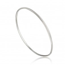 Graceful!! 925 Sterling Silver Bangle