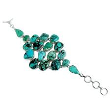 New Design 925 Silver Turquoise bracelet