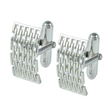 Manufacturer 925 Sterling Silver Cufflinks