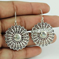 Before Time !! RMS 925 Sterling Silver Earrings Großhandel