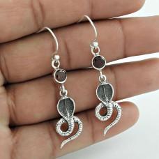 Lavender Dreams!! 925 Sterling Silver Garnet Gemstone Earrings Grossiste