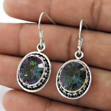 Secret 925 Sterling Silver Mystic Earrings Fabricante