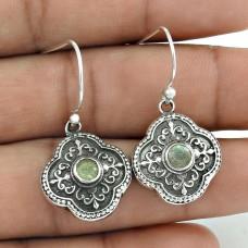 925 Silver Jewellery Charming Labradorite Gemstone Earrings