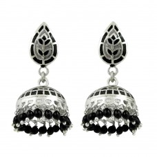 Fashion Design ! 925 Sterling Silver Enamel Jhumki Grossiste