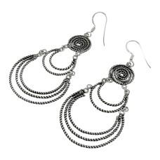 Big Secret Design!! 925 Sterling Silver Earrings Hersteller