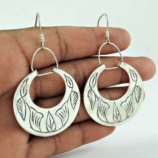 Classy!! 925 Sterling Silver Earrings Wholesaling