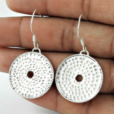 Big Fabulous!! 925 Sterling Silver Earrings Supplier India