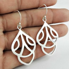 925 Sterling Silver Jewellery Traditional Silver Earrings Jewellery Wholesaling
