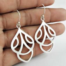 925 Sterling Silver Jewellery Traditional Silver Earrings Jewellery Wholesaling