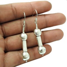 Well-Favoured 925 Sterling Silver Earrings 925 Sterling Silver Jewellery