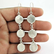 Big Special Moment!! 925 Sterling Silver Earrings Wholesale