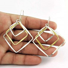 New Fashion Design! 925 Sterling Silver Earrings Wholesaler