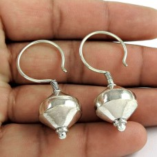Gorgeous!! 925 Sterling Silver Earrings Wholesaler India
