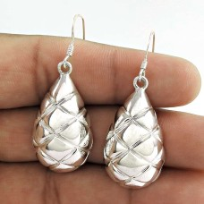 Gorgeous Design! 925 Sterling Silver Earrings Wholesaler