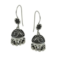 Big Natural!! 925 Sterling Silver Jhumka Wholesale