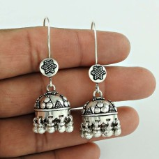 Breath Of Love! 925 Sterling Silver Jhumki Wholesaler